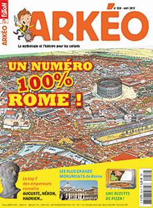 ARKEO n° 250 - avril 2017